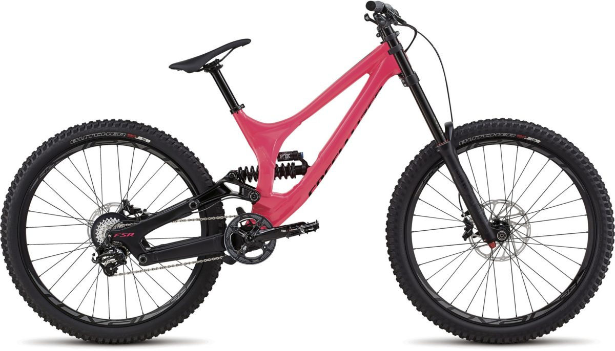 SPECIALIZED DEMO 8 I ALLOY 27.5 2018 pink