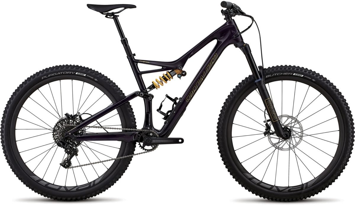 SPECIALIZED STUMPJUMPER COIL CARBON 29 6FATTIE 29 2018