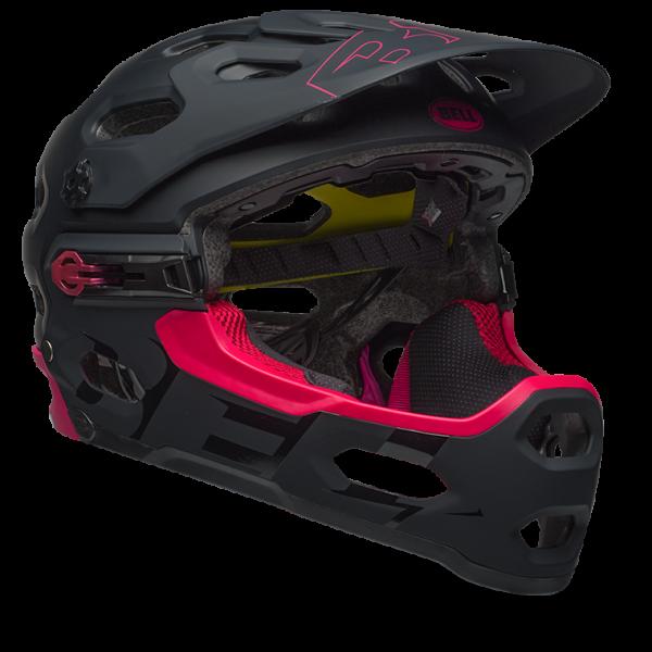 bell-super-3r-mips-mtb-helmet-matte-gloss-black-cherry-fr