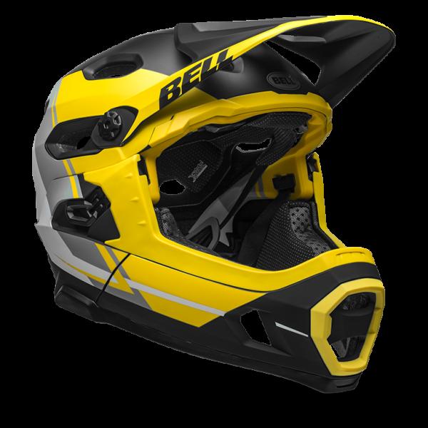 bell-super-dh-mips-mtb-helmet-recourse-matte-yellow-silver-black-fr