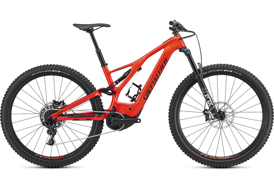 SPECIALIZED TURBO LEVO COMP CARBON FSR 29 2019 ROCKET RED