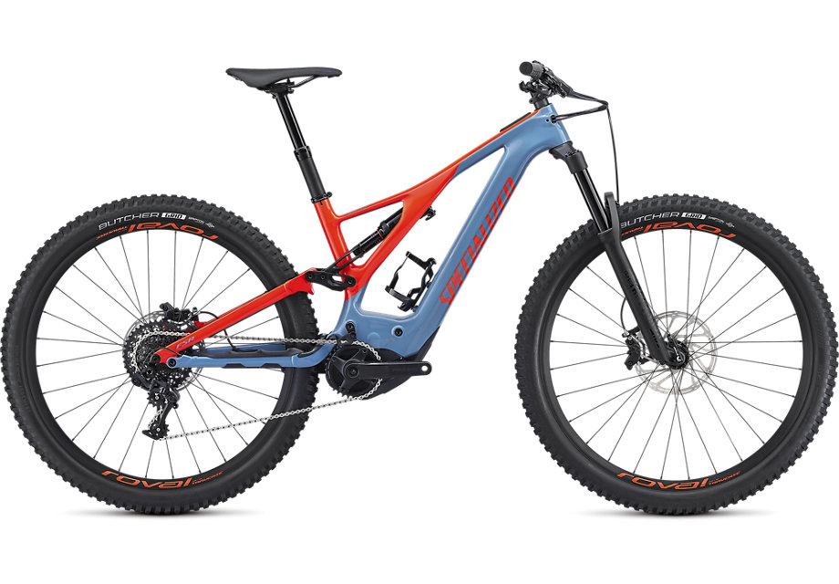 SPECIALIZED TURBO LEVO EXPERT FSR 29 2019 STORM GREY