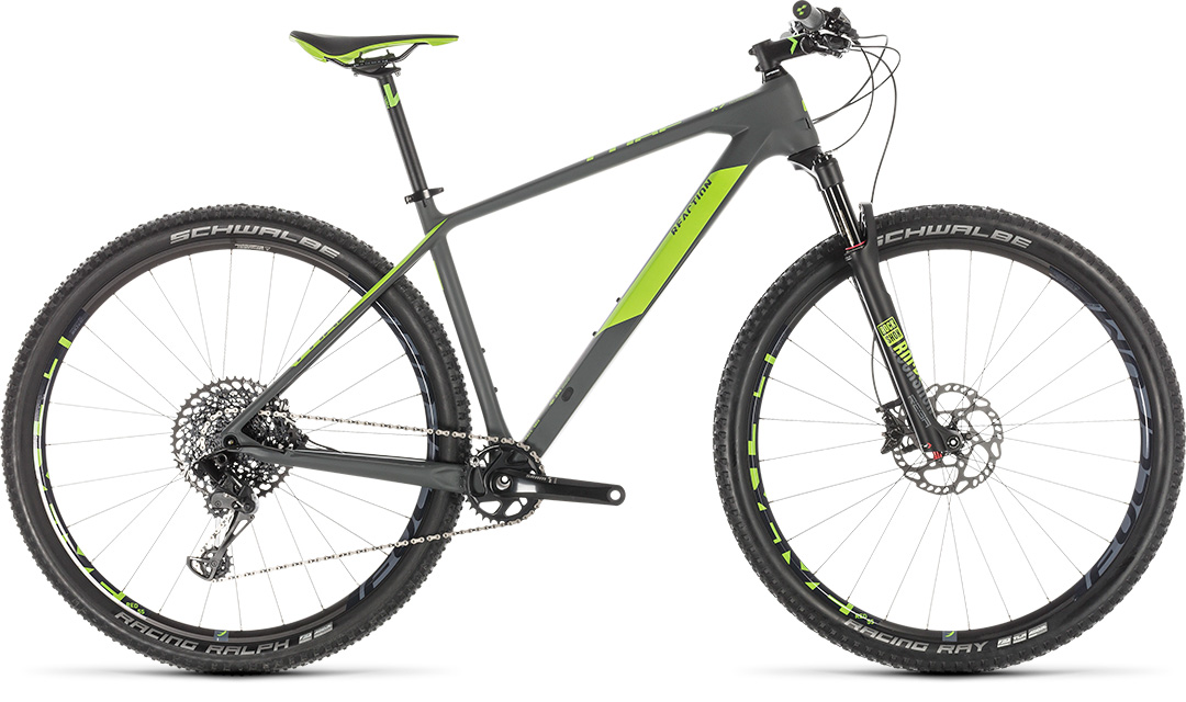 CUBE REACTION C 62 RACE EAGLE 29 2019