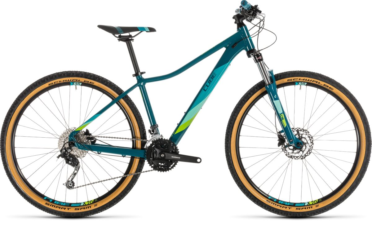 CUBE ACCESS WS PRO 27.5 2019