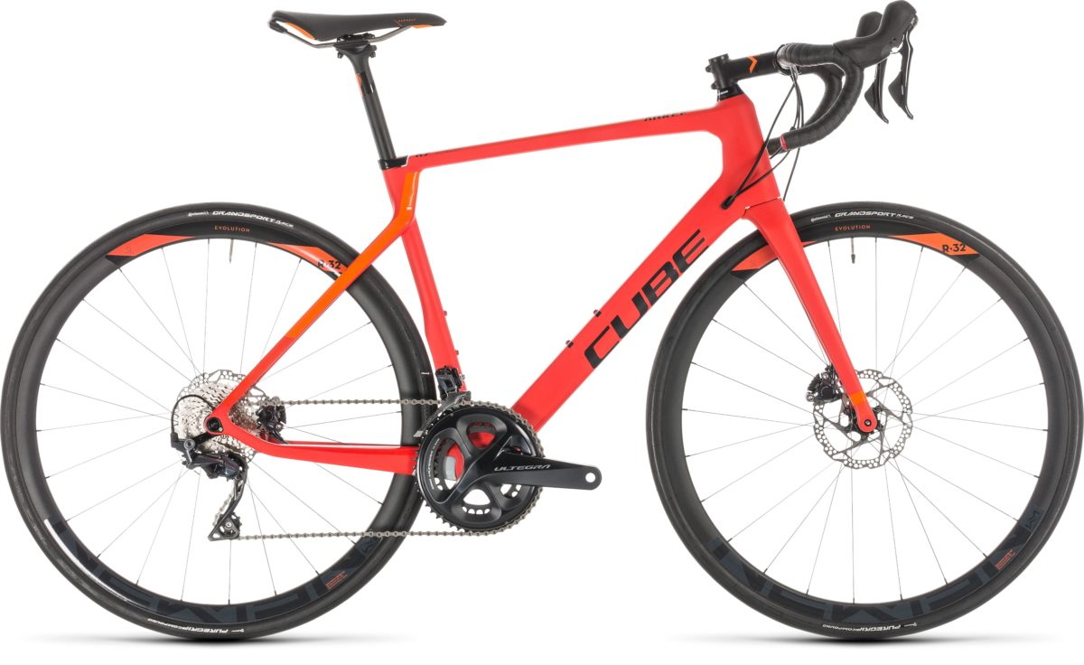 CUBE AGREE C 62 RACE DISC 2019
