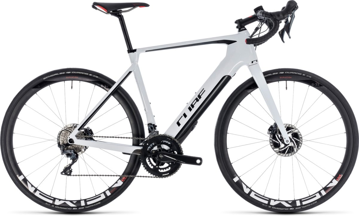 CUBE AGREE HYBRID C 62 SL DISC 2019