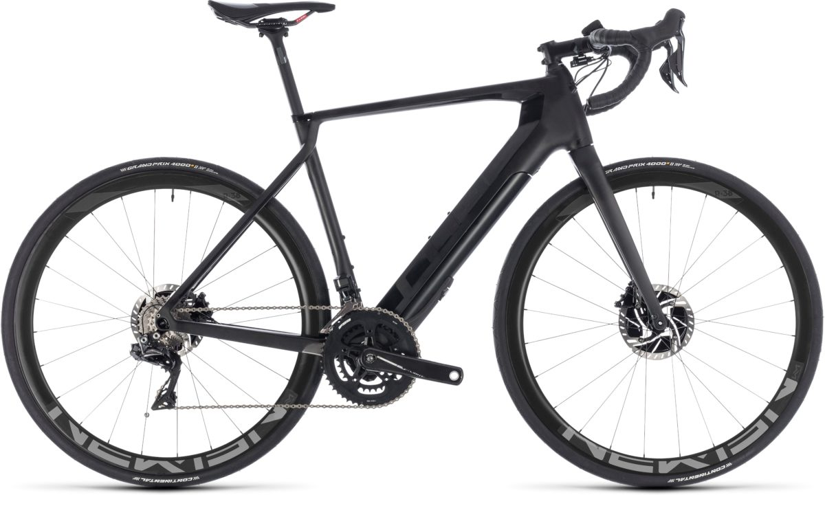 CUBE AGREE HYBRID C 62 SLT DISC 2019