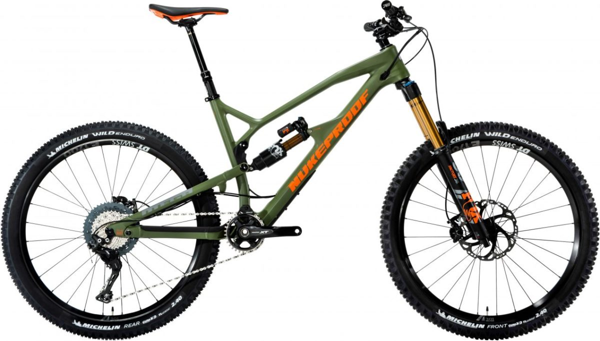 NUKEPROOF MEGA 275c FACTORY 27.5 2019