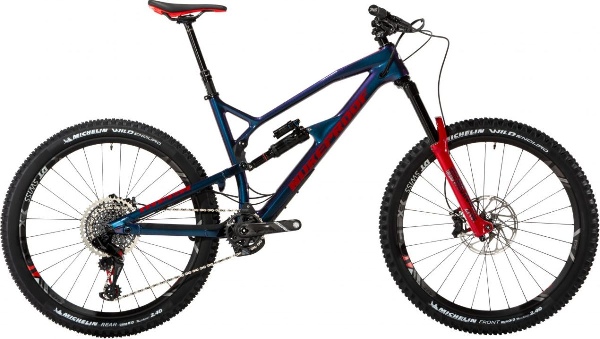 NUKEPROOF MEGA 275c RS 27.5 2019