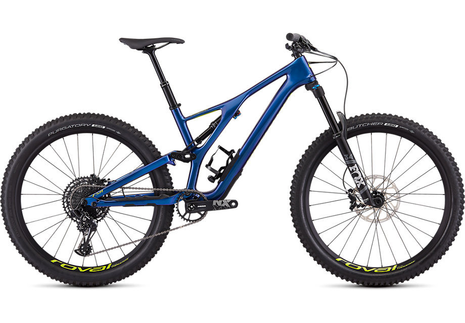 SPECIALIZED STUMPJUMPER COMP CARBON 12 SPEED 27.5 2019