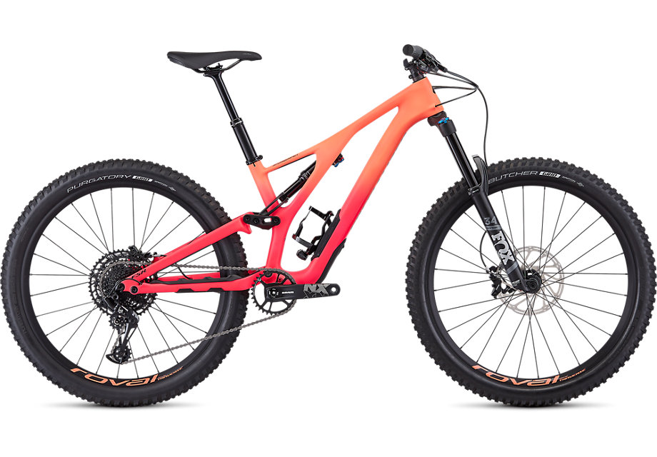 SPECIALIZED WOMEN'S STUMPJUMPER COMP CARBON 12 SPEED 27.5 2019