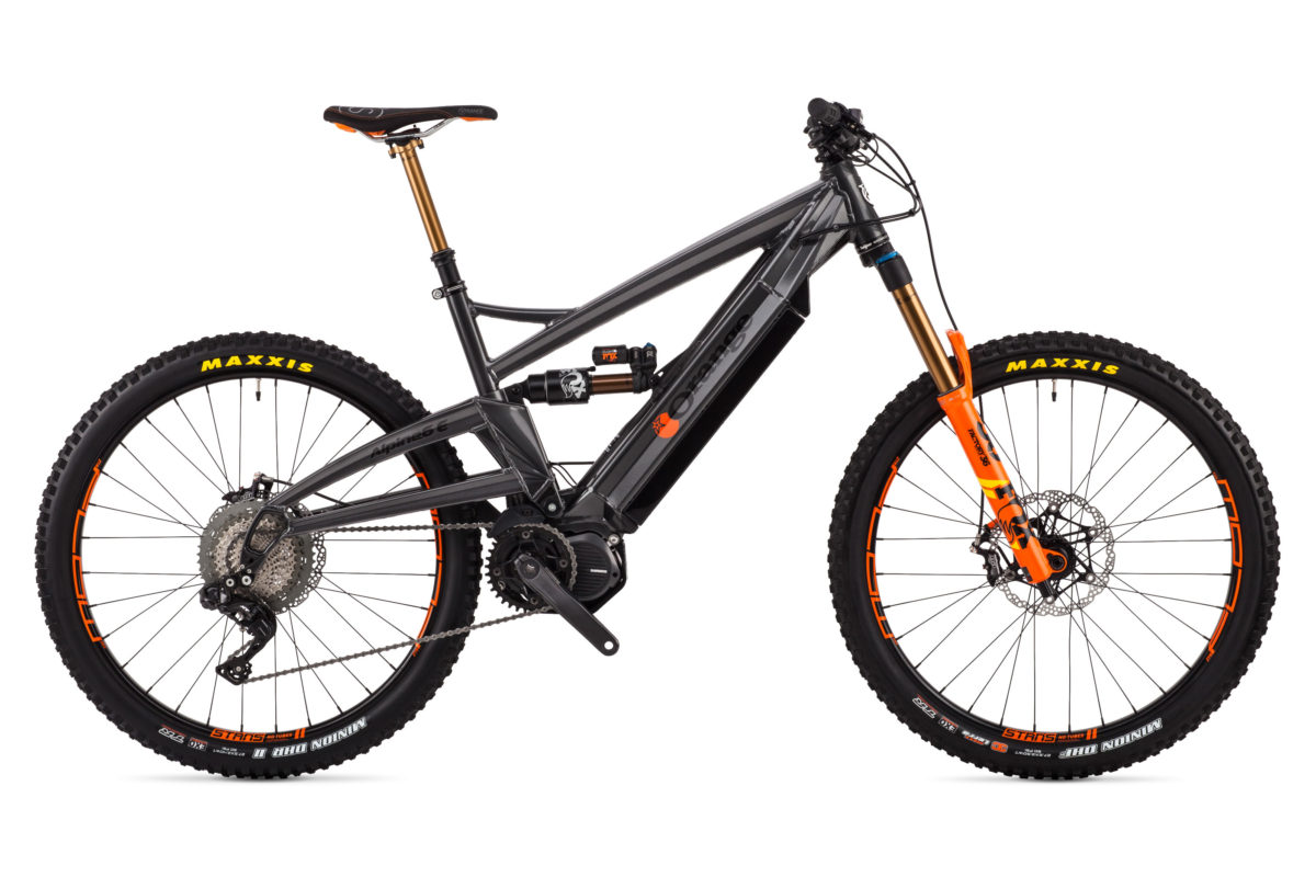 ORANGE ALPINE 6 E FACTORY 27.5 2019