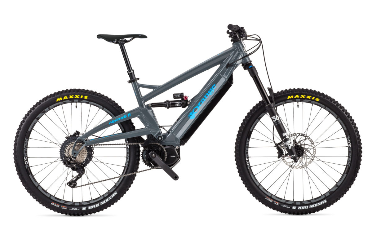 ORANGE ALPINE 6 E PRO 27.5 2019