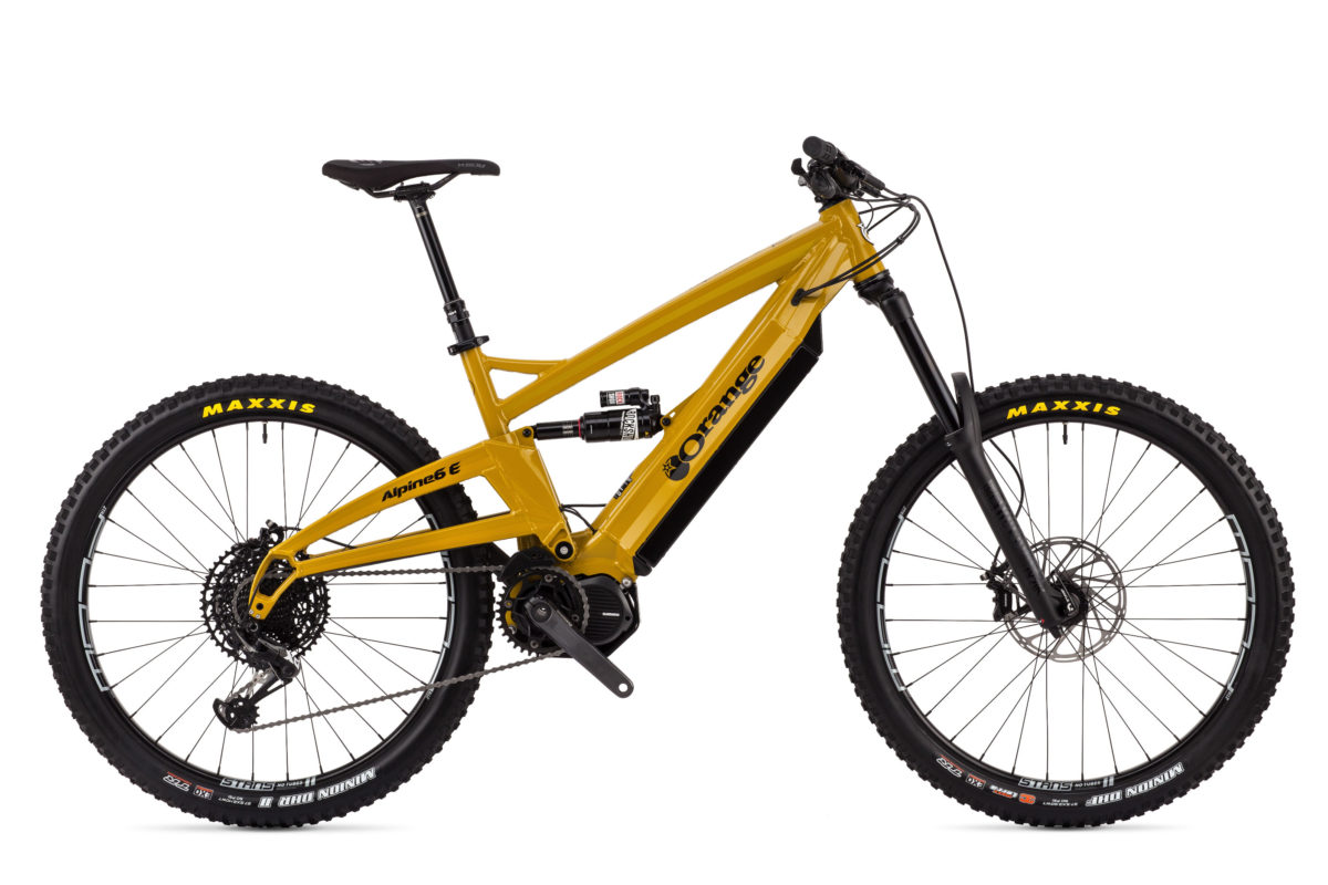 ORANGE ALPINE 6 E RS 27.5 2019