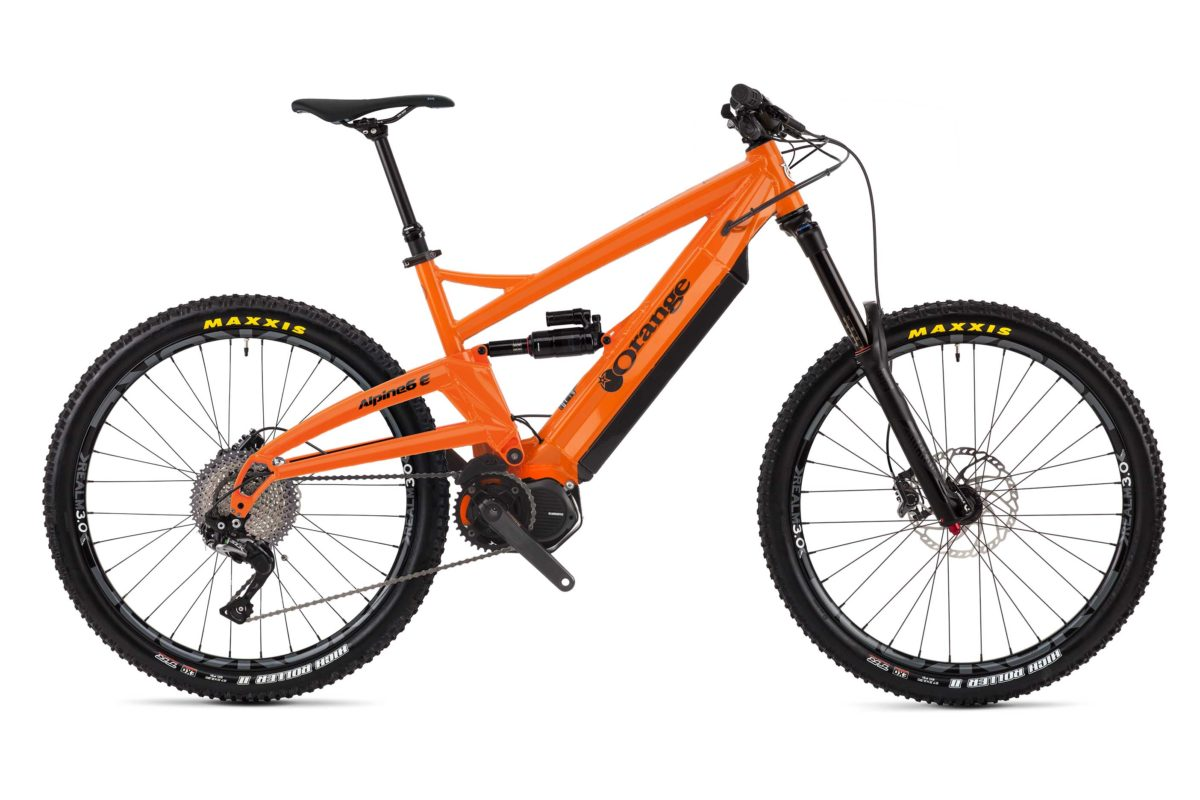 ORANGE ALPINE 6 E S 27.5 2019