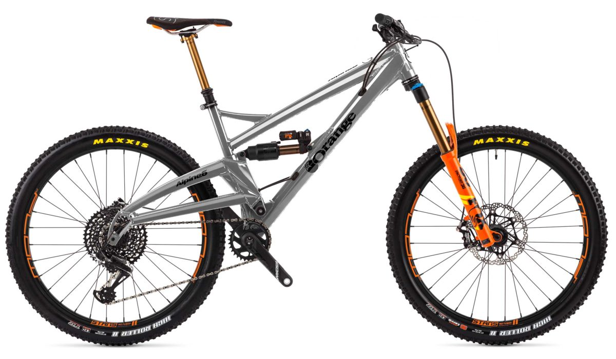 ORANGE ALPINE 6 FACTORY 27.5 2019