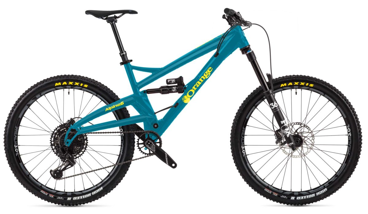 ORANGE ALPINE 6 PRO 27.5 2019