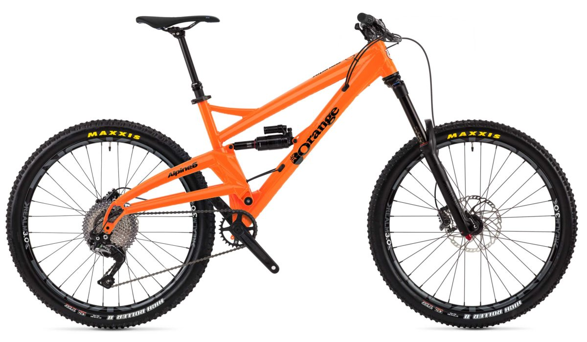 ORANGE ALPINE 6 S 27.5 2019