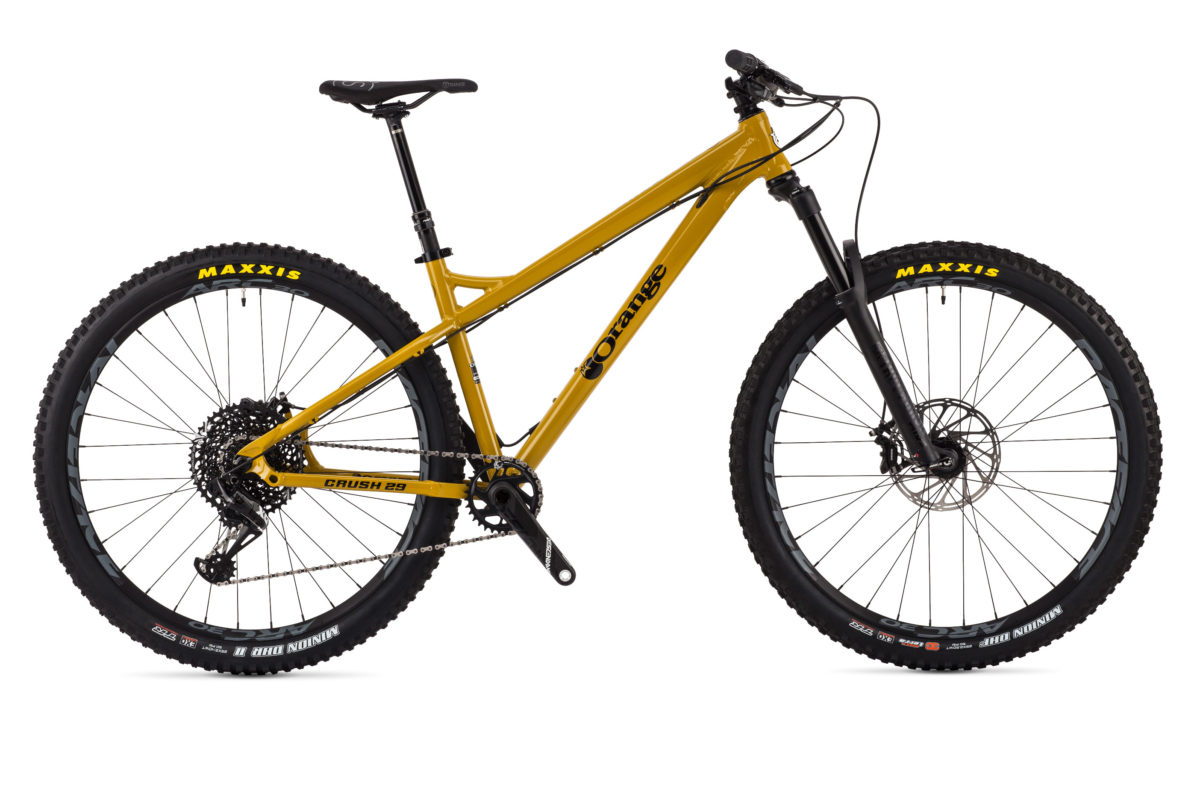 ORANGE CRUSH RS 29 2019