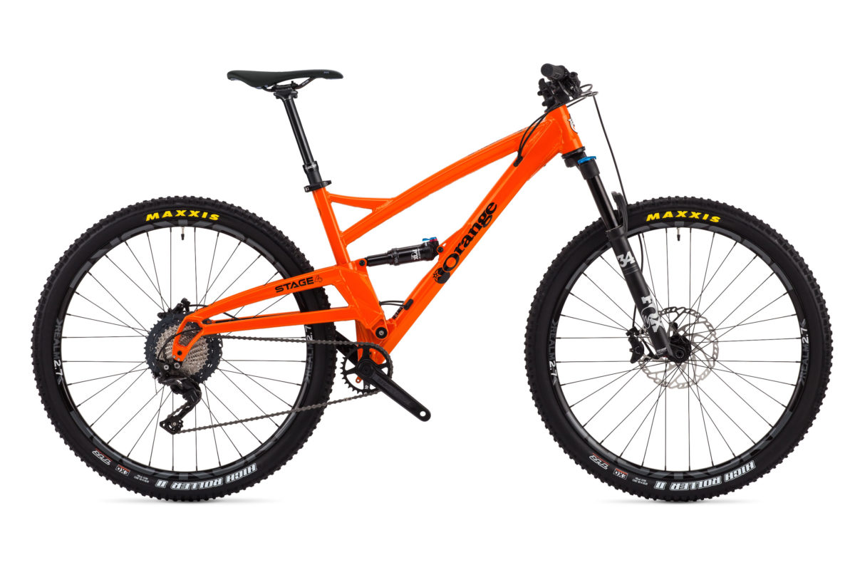 ORANGE STAGE 4 PRO 29 2019