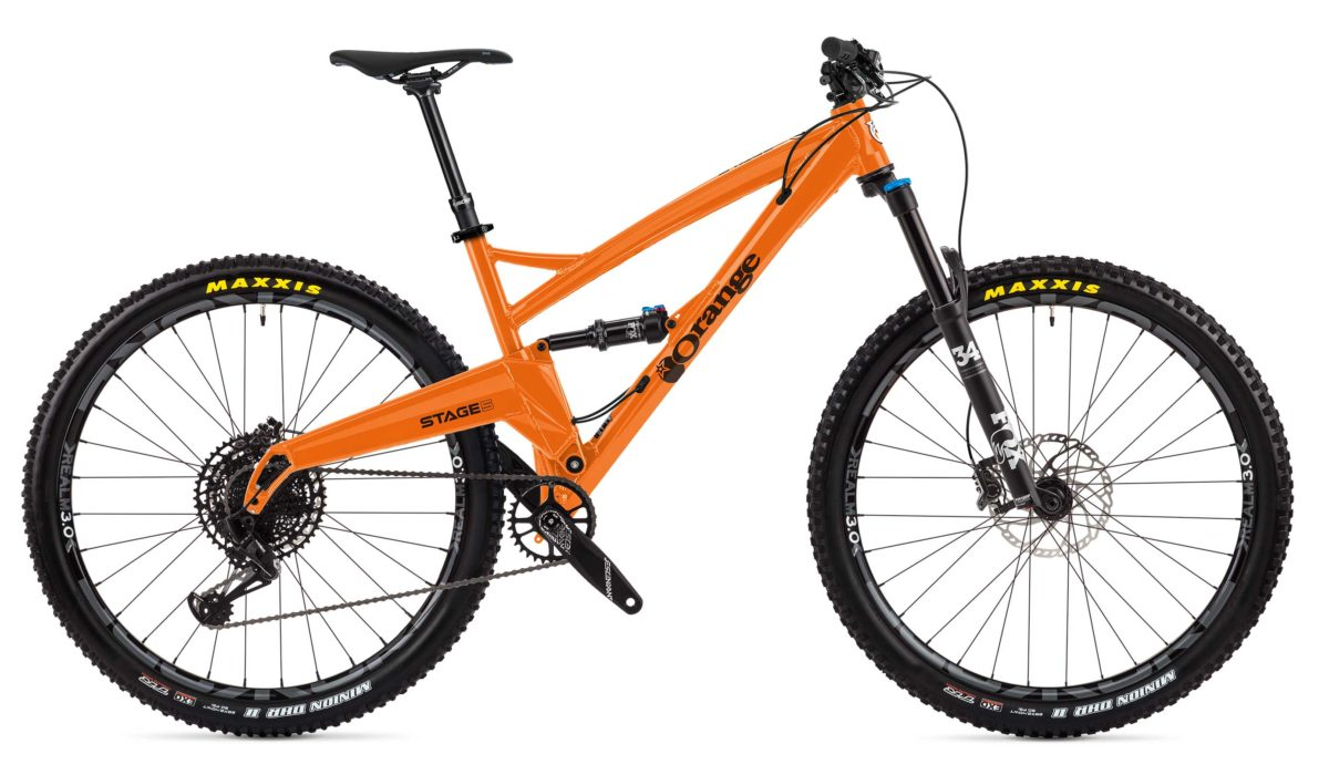 ORANGE STAGE 5 PRO 29 2019