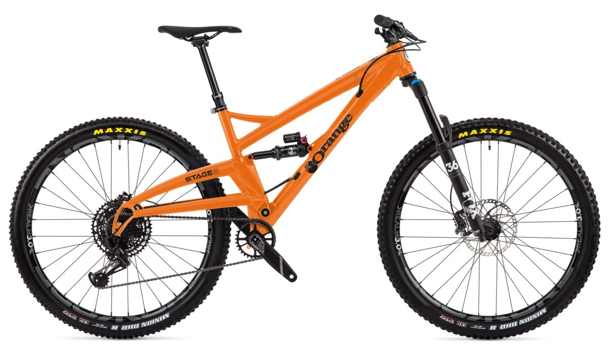 ORANGE STAGE 6 PRO 29 2019