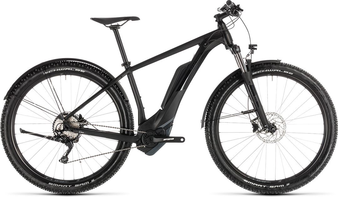 CUBE REACTION HYBRID PRO 500 ALLROAD 29 2019
