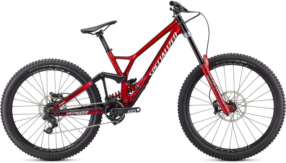 SPECIALIZED DEMO RACE 2021