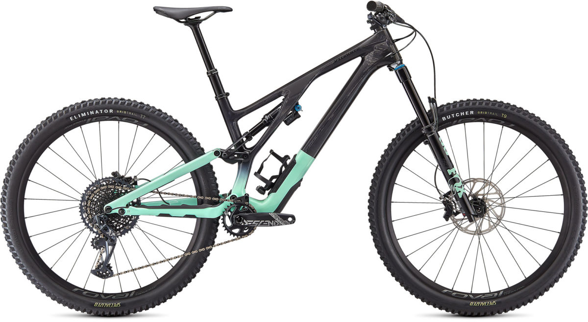 SPECIALIZED STUMPJUMPER EVO EXPERT 2021