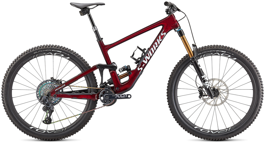 SPECIALIZED S-WORKS ENDURO 2021